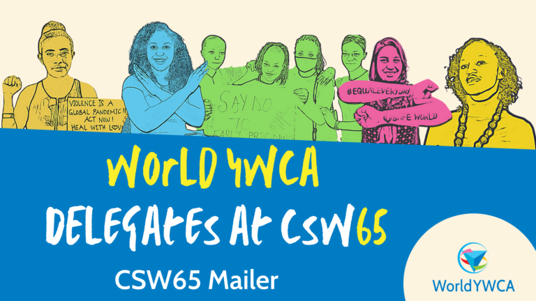 World YWCA at CSW65